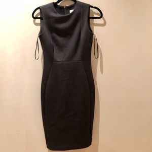 Like New Calvin Klein Black Dress SZ 2